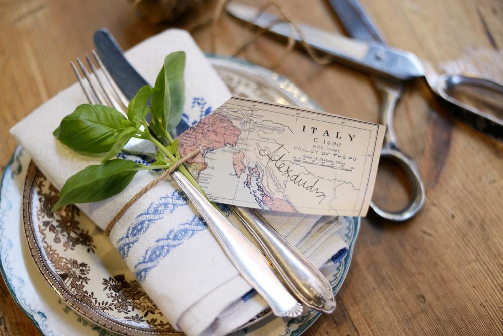 italiensk afton sandra beijer elsa billgren