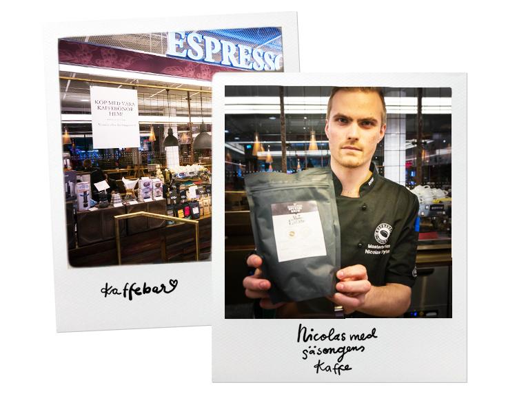 Handlarintervju Espresso House
