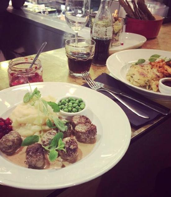swedish meatballs stockholm homecooked