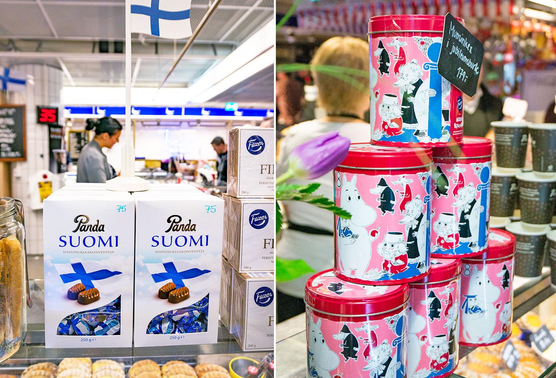 Muminburk – finsk jul i Finska butiken