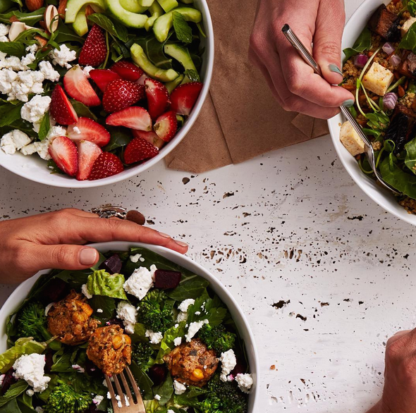 sweetgreen trend usa nyc vegan salads 6