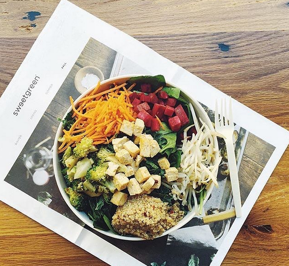 sweetgreen trend usa nyc vegan salads 7