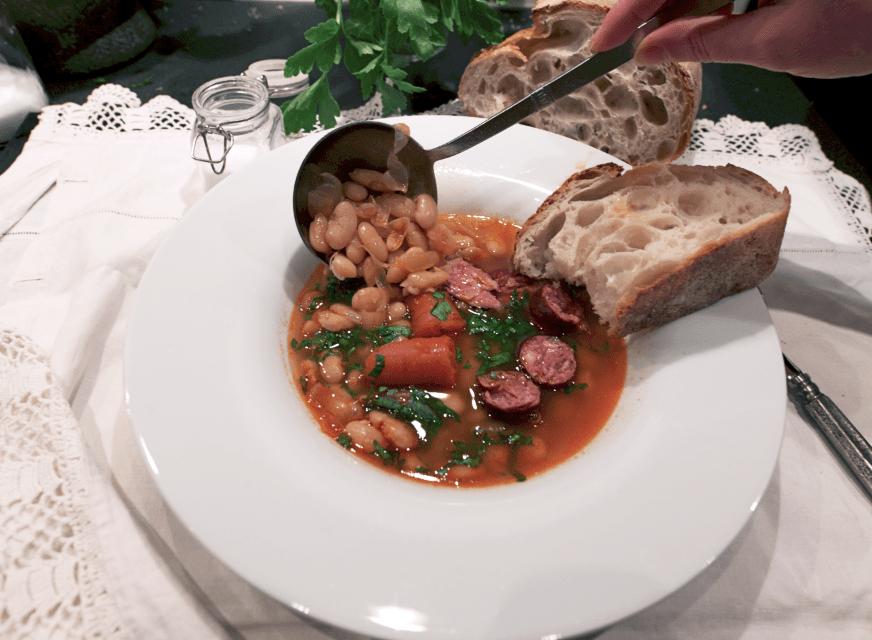 I Balkan lagas iochförsig den här bönsopp