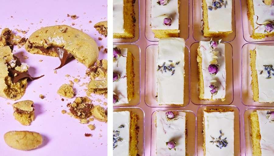 ndaren Fatma Buhannads desserter är ofta iko