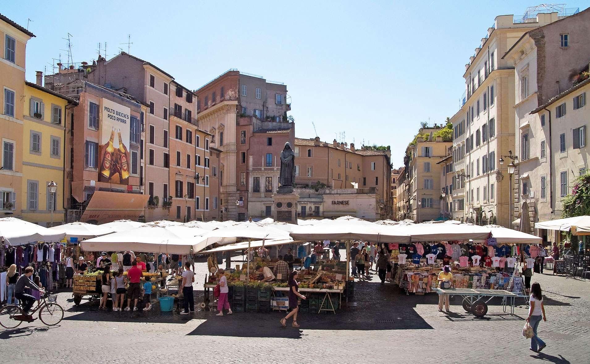 n italiensk matmarknad är något av en dröm f